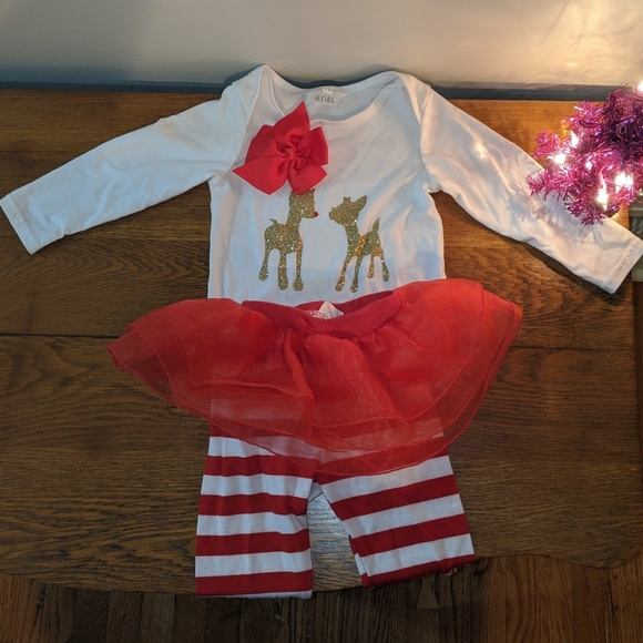Matching Sets | 12 Month Christmas Outfit | Poshmark